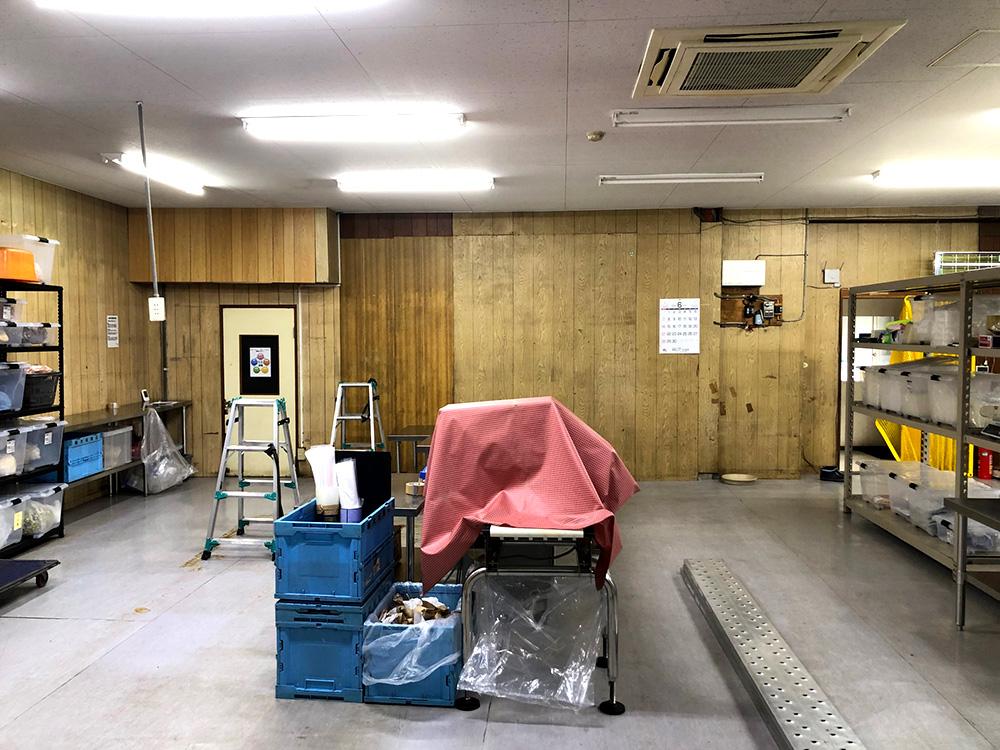 画像:施工前の状態